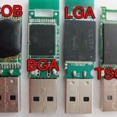 Spašavanje podataka sa Flash SSD USB stick memo kartica