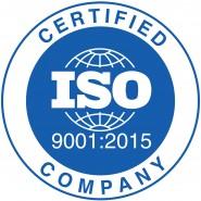 ISO 9001 certifikacija