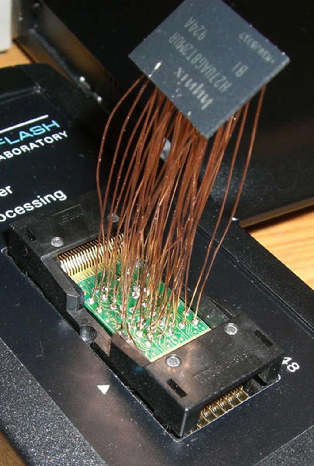 laboratory-chip