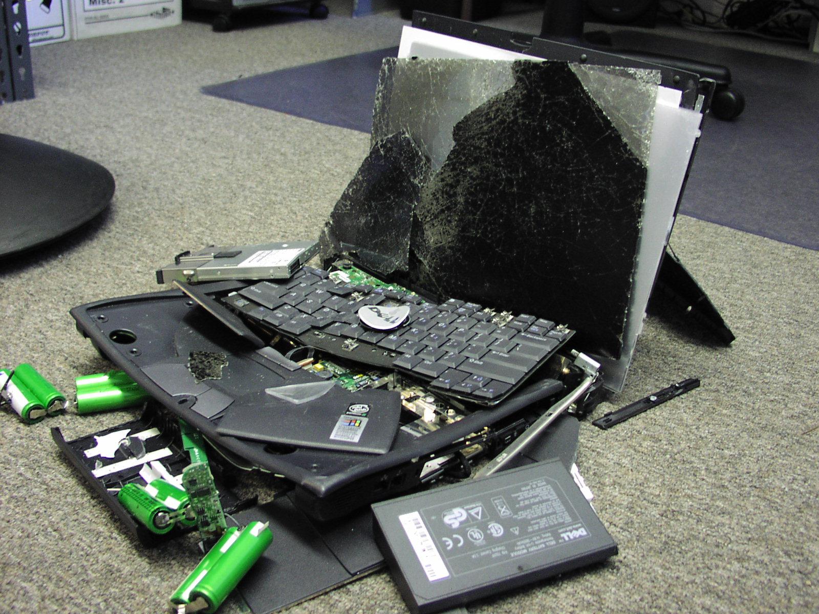 pad hard diska