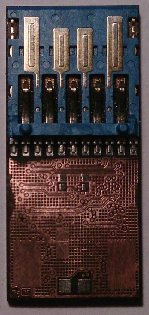 USB 3.0 monolith