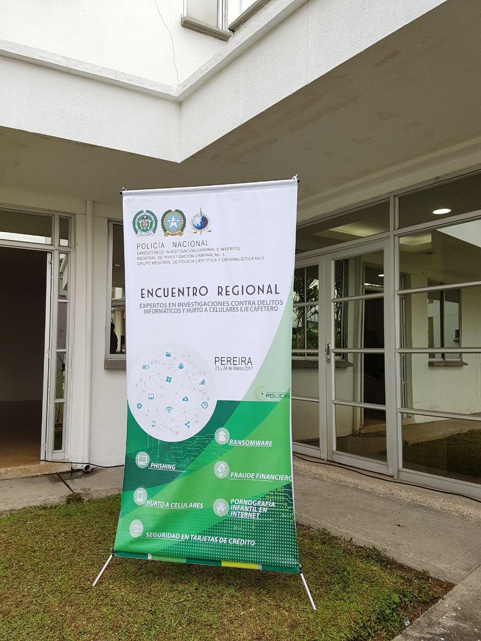 Regionalna policijska konferencija - kako spasiti podatke
