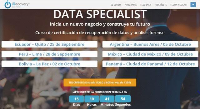 Data Recovery Data Forensic Seminari i predavanja