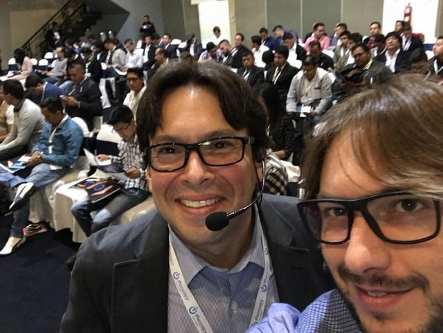 Data Recovery Conference, Quito, Ecuador 6