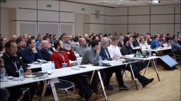 Prag - konferencija