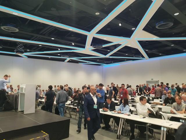 Godišnja Konferencija o spašavanju podataka, Prag, 2019.