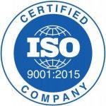 ISO certifikatia